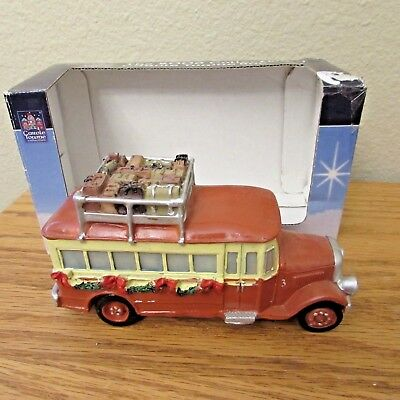 Carole Towne Collection Old Time Bus 2006