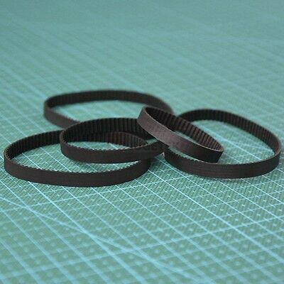 Rubber Pulley Timing Belt 170XL-178XL Close Loop Synchronous Wheel Timing Belt