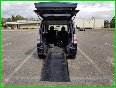2006 Scion xB Base Wagon 4-Door VAN WHEELCHAIR HANDICAP REAR ENTRY 2006 Used 1.5L I4 16V Automatic FWD Wagon
