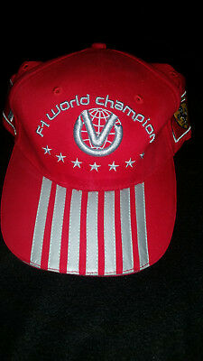Michael Schumacher Cellections Cap