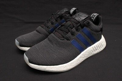 ADIDAS BOOST 2008 Women's 6.5 Blue White Silver Lace Up