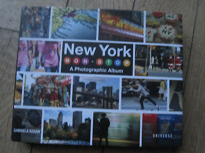 Buch NEW YORK  Photographic Album  Gabriela Kogan   HC Kunst