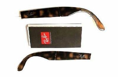 Aste Ricambio originali Ray-Ban Wayfarer folding Rb4105 Havana marrone tascabile