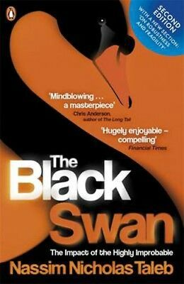 The Black Swan: The Impact of the Highly Improbable | Nassim Nicholas Taleb