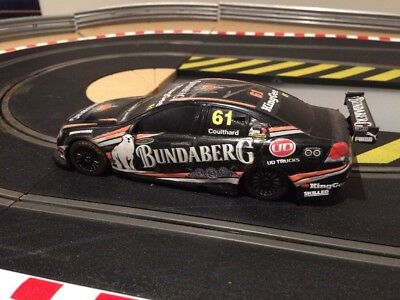 Scalextric Holden Commodore Signed Coulthard