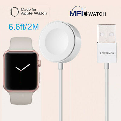 Magnetic Charger Charging Cable(2m) for Apple Watch Edition iWatch 38mm & 42mm