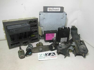 Kit Chiave ECU Ford Focus I 1.8 90cv SW C9DB 2001 1S4F-12A650-AE