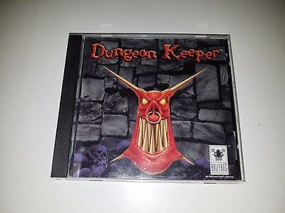 DUNGEON KEEPER PC CD ROM Game