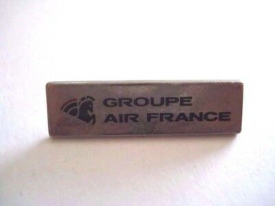 PINS RARE AVIATION GROUPE AIR FRANCE VINTAGE PIN'S wxc 28