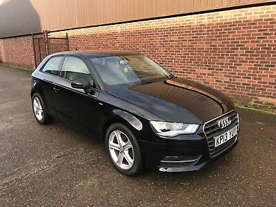 2013 Audi A3 1.6 Tdi 3Dr - Low Miles - Drive Away Not Damaged Salvage - No Res