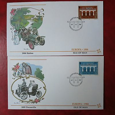 CEPT-  FDC Isle of Man
