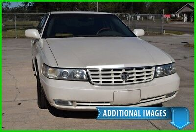 1999 Cadillac Seville STS - LOW MILES - CLEAN FLORIDA CAR - FREE SHIPPING SALE caddy lincoln town car century lesabre park avenue buick dhs dts seville sts sls