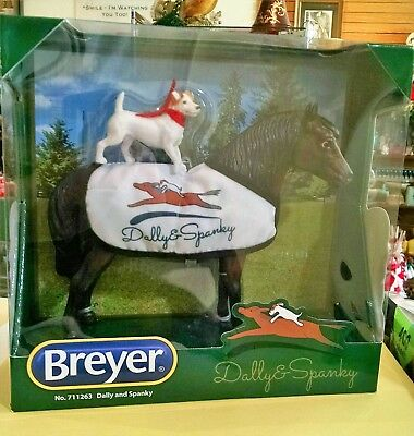 Breyerfest 2017 Dally & Spanky Made NIB #711263  Very Few Made