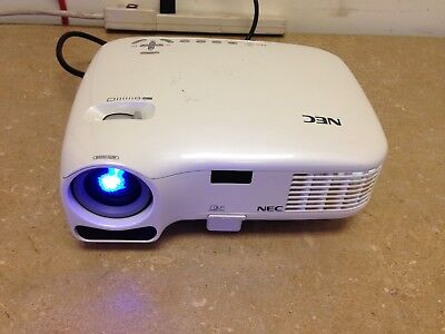 NEC LT30 Lamp Hours 0346(H) Projector. MG