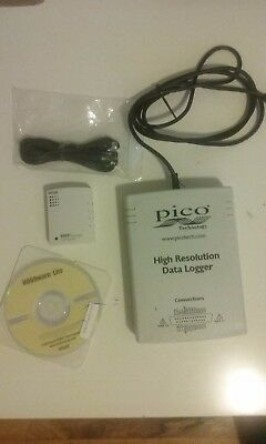 PICO Technology High Resolution Data Logger (with HOBO ext channels included)