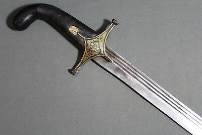 Antique Islamic shamshir sword (sabre) - Probably Ottoman or Mamluk, 18th 19th