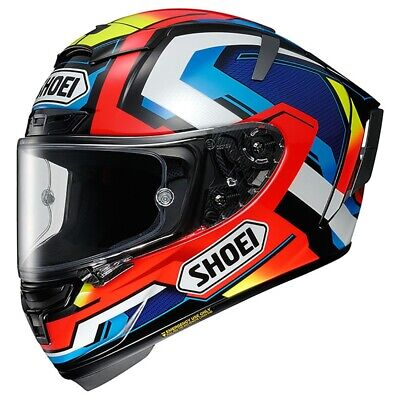 Shoei X-Spirit 3 Brink TC1  Helmet Casque Helm Casco ECE2205