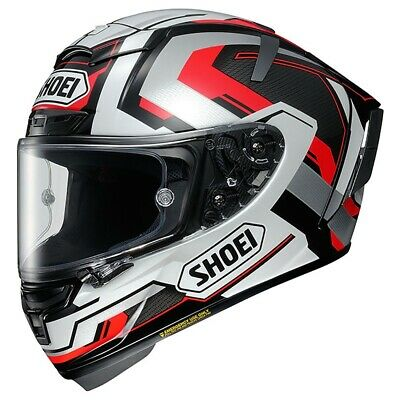 Shoei X-Spirit 3 Brink TC5  Helmet Casque Helm Casco ECE2205