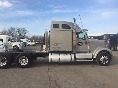 2007 International 9900I no reserve c-13 CAT 470HP