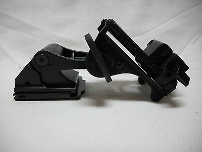 Norotos Usgi Nvg Rhino Mount, Helmet Night Vision Mount, Used