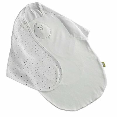Nested Bean Zen Swaddle Classic – Gently Weighted Design for Extra Comfort 100%