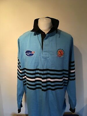 Vintage Rare Exeter Chiefs Rugby Union Jersey Shirt XXL Mens