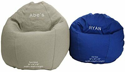 Excellent Small Vinyl Bean Bag Chair Ace Bayou 32 99 Picclick Spiritservingveterans Wood Chair Design Ideas Spiritservingveteransorg
