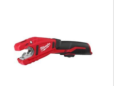 MILWAUKEE  2471-20  Cordless Copper Tubing Cutter (Bare Tool)