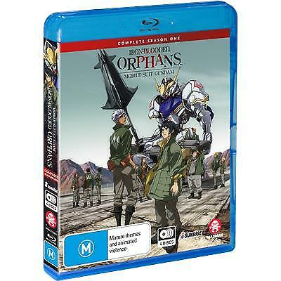 Mobile Suit Gundam - Iron-Blooded Orphans (2018) (Blu-ray)(Region B) NEW Release