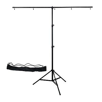 Linco Lincostore Zenith Portable T-shape Background Backdrop Stand Kit 1.5x2m -