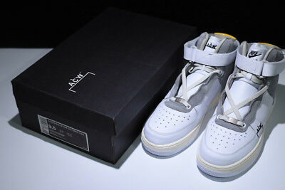 the best attitude 82065 37a4e NIKE AIR FORCE 1 Acw A-Cold-Wall Af1 Highly Limited Trainer Bnib Uk 10 11 12
