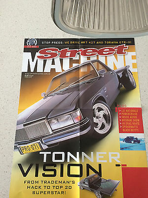 street machince cover center fold wb one tonner july 2004