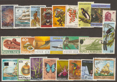 Papua New Guinea Used Lot