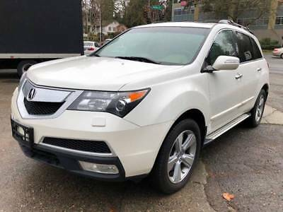 Acura: MDX SH-AWD 4dr SUV wTechnology Package 2010 acura mdx