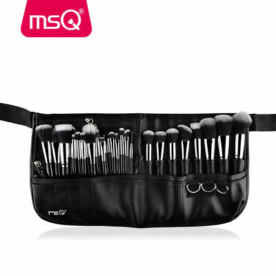 Soft 29Pcs Professional Cosmetic Eyebrow Shadow Makeup Brush Sets +Bags Case MSQ