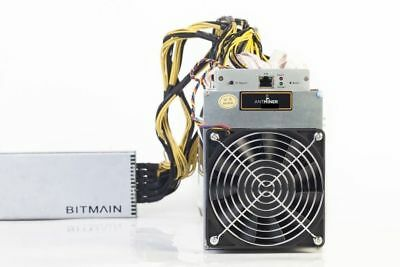 NEW BITMAIN Antminer D3  with power supply APW3++ 19.3 Gh/s Hashrate ASIC
