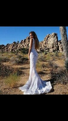 NEW Tinaholy Wedding/Evening Gown Size 8