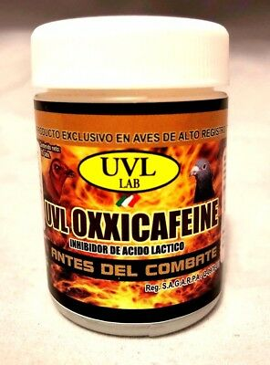 UVL OXXICAFINE 70 Count, USED RIGHT BEFORE SHOW!