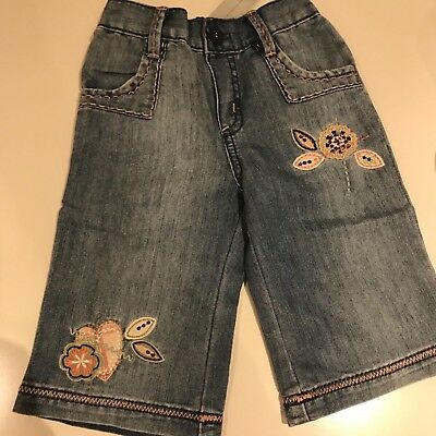 Baby Girl Jeans Mamas and Papas 3-6 months