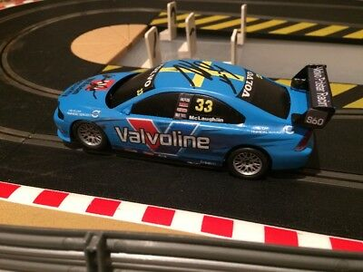 SCX Scalextric Volvo McLaughlin Signed