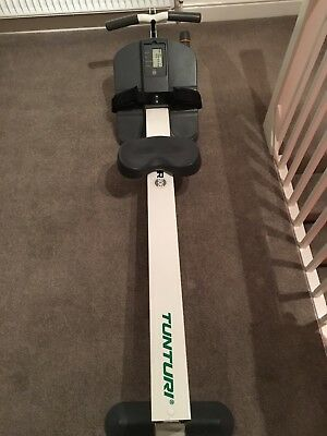 Tunturi R606 rowing machine ~ in good working order ~ collection only