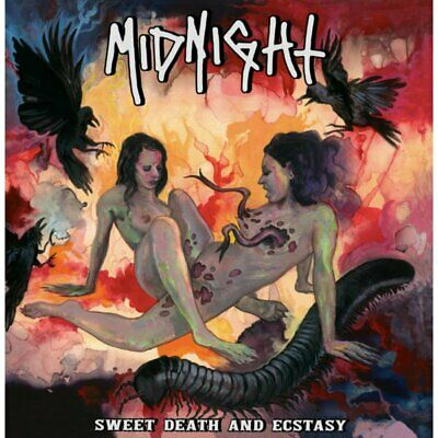 Midnight - Sweet Death and Ecstasy DCD , 2017