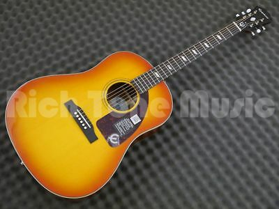 Epiphone Inspired by 1964 Texan Acoustic - Vintage Cherry