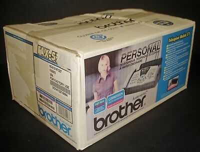 Brother Fax 575 Fax Phone Paper Copier Caller ID Home Office Machine