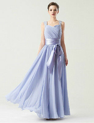 Exquisite Customized Periwinkle Sleeveless V-neck Straps Foldings A-line Dress