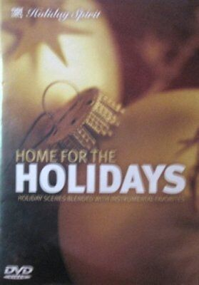 Holiday Spirit: Home for the Holidays - DVD