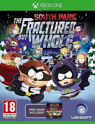 South Park The Fractured But Whole Xbox One New and Sealed