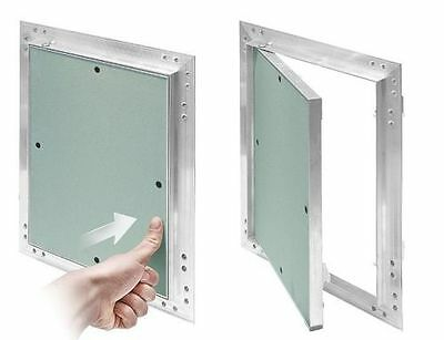 Plasterboard Access Panels with Aluminium Frame Inspection Hatch Revision Door
