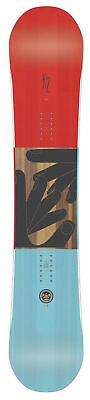 K2 Fastplant Youth Snowboard (142) Mens Unisex Deck All Mountain Freestyle