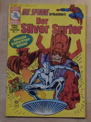 Marvel Comic Sonderband Nr. 7 Silver Surfer